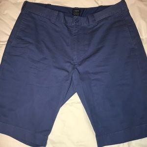 J Crew Men's Rivington Shorts Size 34